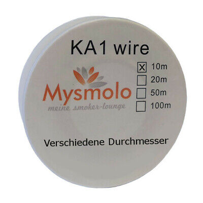 10 Meter 1,00mm Kanthal Wire A1 draht Heating Winding