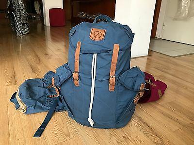 outlet store fantastic savings another chance FJALLRAVEN BACKPACK ADULT Ovik Heavy Duty Polyester 20L ...