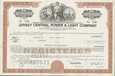 Jersey Central Power & Light Company 1976