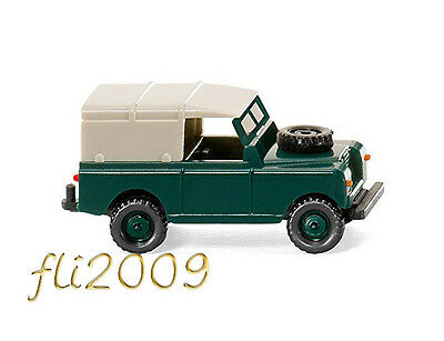 * Wiking Scala N 092302 Land Rover NUOVO OVP