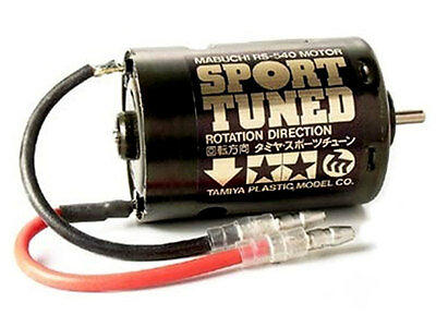 Moteur électrique Tamiya RS-540 Sport Tuned Neuf #53068