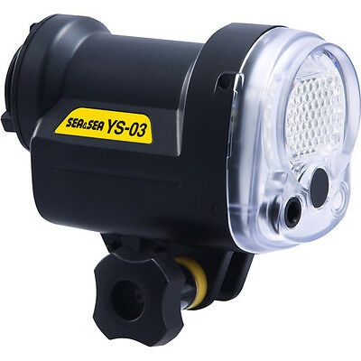 Sea And Sea YS - 03 Strobe Scuba Diving Underwater Photography Flash Light