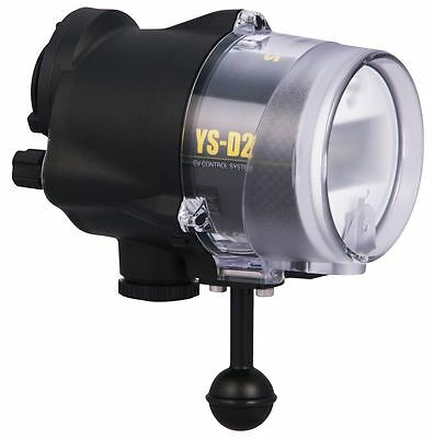 Sea And Sea YS - D2 Strobe Scuba Diving Underwater Photography Flash Light