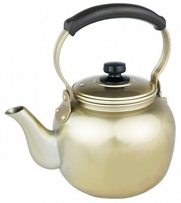 New AKAO Alumi Pure Oxalithic Kettle 3 L From Japan