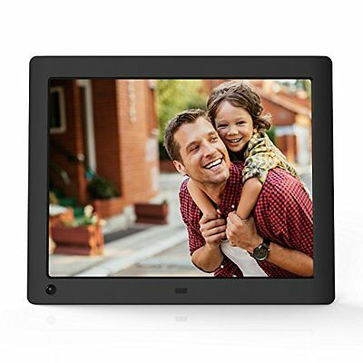 NIX Digital Picture Frames Advance - 8 inch Hi-Res Digital Photo Frame with