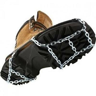 New ICEtrekkers Ice Chains Size L (9-1/2 to 12-1/2) #06062