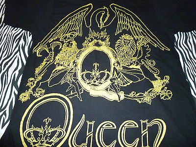 Queen Shirt ( Used Size M ) Very Nice Condition!!!