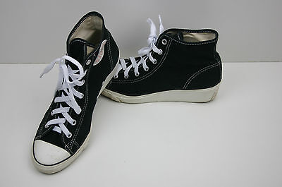Womens Converse Chuck Taylor All Stars Wedge Black Size US8