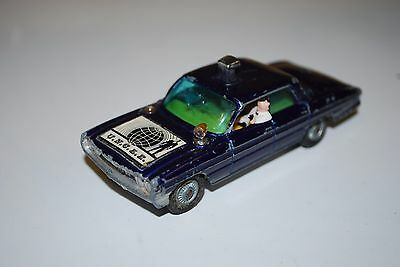 Vintage Corgi Toys No 497 Man from Uncle - Thrushbuster Model Car