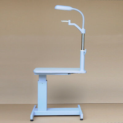 PAST Full Automatic Optometry Ophthalmic Eyeglass Test Stand Combined Table 110V