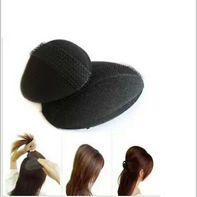 2 Volume Hair Bump Up Bumpits Princess Styling Tool Base Insert RC