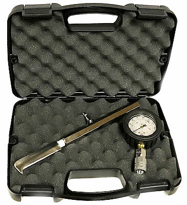 NNI Fire Pump or Hydrant Flow Test Pitot Tube 300Psi Gauge with Case
