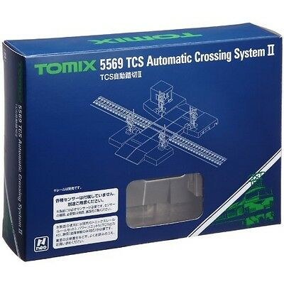 NEW Tomytec Tomix 5569 TCS Automatic Crossing System II (N scale) .