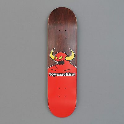 """Toy Machine Monster Large Deck - 8.125"""""""
