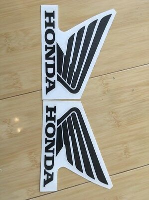 Honda Wing Mark Emblem,stickers,decals,badge,gas/fuel Tank, Side Covers