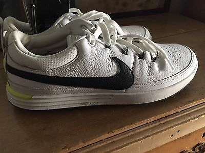 Golf Shoes Size 8 Trainers Nike Lunarlon Waverly Rrp £100 Brand New Unwanted
