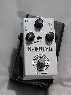 SE-1 S-Drive JFET Overdrive Pedal
