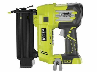 Ryobi One+ Nail Gun R18N18G-0 18V Cordless Air Strike Second Fix Nailer 18 Gauge