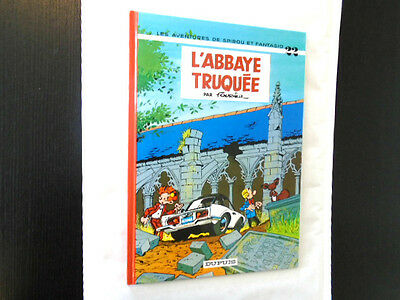Franquin / Spirou Et Fantasio T22 L'abbaye Truquee Comme Neuf !