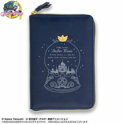 Sailor Moon 2017 Schedule Book Make Up date book Navy Premium Bandai From Japan