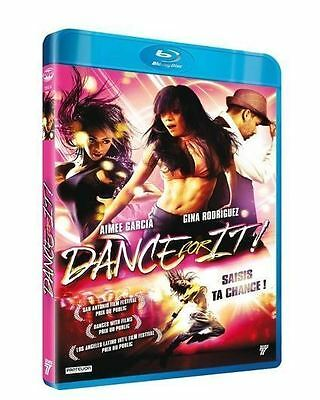 COMBO Blu Ray + DVD : Dance for IT - NEUF