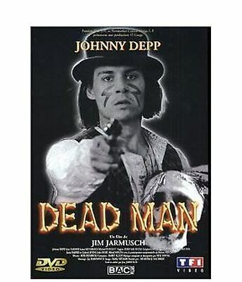 DVD : Dead Man - Johnny Depp - NEUF