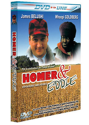 DVD : Homer & Eddie - Whoopie Goldberg / James Belushi - NEUF