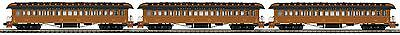 Mth 20-62068 N.y.c. Empire State Express 64 Ft.3- Car Woodsided Passenger Set