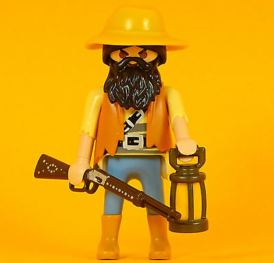 Playmobil Cowboy (8) Indianer Western ACW Civil War Native Americans Outlaw