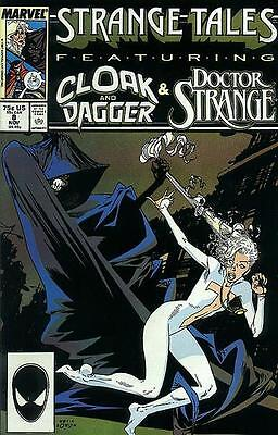 Strange Tales (vol.2) #8 -- featuring Doctor Strange -- new movie (FN- | 5.5)