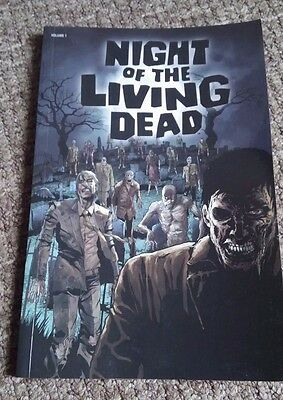 Night Of The Living Dead Volume One Graphic Novel