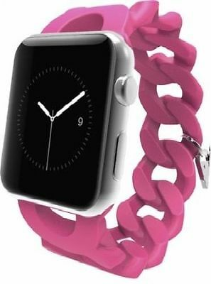 Case Mate Smart Watch Band for Apple Watch 38mm Pink CM032777