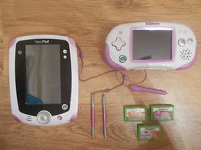 leappad 2 and leapfrog leapster bundle