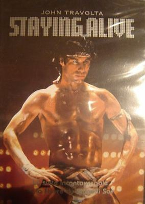 DVD : Staying Alive - John Travolta - NEUF