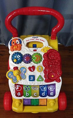 Vtech - Activity Walker With Removable Toy - Hours Of Fun
