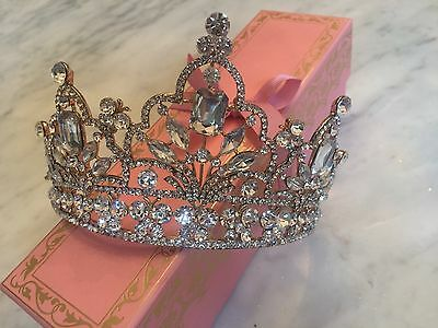 CROWN WITH BEAUTIFUL JEWELS NEW! Katherine's Collection