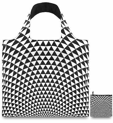 LOQI Reusable Tote Bag Prism Print United States Carry-On