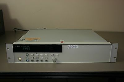 Agilent Keysight 3499A Switch/Control LOADED WITH CARDS, Calibrated, Warranty