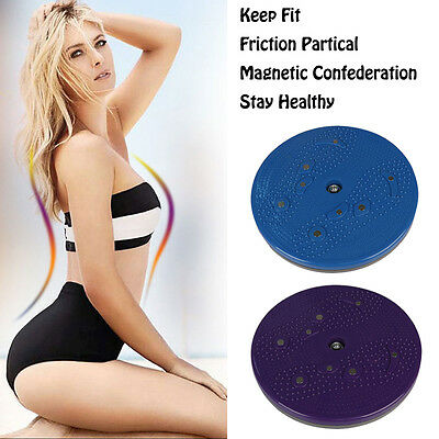 Massage Fitness Twist Exercise Board Figure Twister Exercise Waist Leg Trimmer