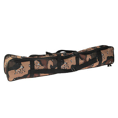 Outdoor Fishing Rod Case Bags Travel Organizer Tackle Tools Storage Three-Layer