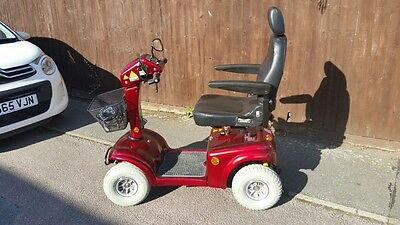 Rascal 850 4 / 8 mph Mobility Scooter
