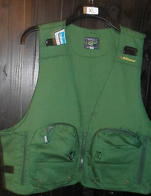 Daiwa Alltmor fishing vest XL Green