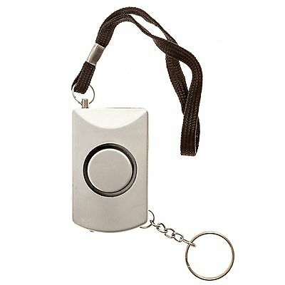 Personal Attack / Rape Alarm - 120db Very Loud Personal Safety Alarm