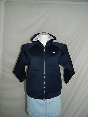 Tommy Hilfiger  Felpa Con Zip Sweat With Zip Hoodie Maglia Donna Tg.m    S4894