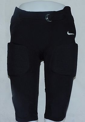 Nike Hyperstrong Youth Football Integrated Pants 678429-010,Black,Boy's,L