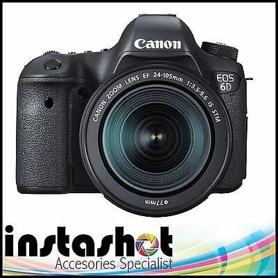 Canon EOS 6D (WG) Digital Camera with EF 24-105mm f/3.5-5.6 IS STM Lens Kit