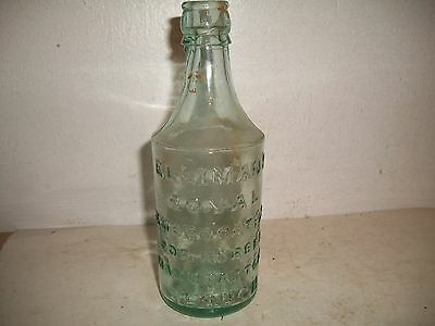 Elliman's Royal Embrocation For Horses Blob Top Bottle - Veterinary 1890s