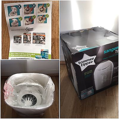 Tommee Tippee Nappy Disposal System Bin New-Never Used