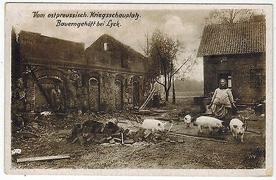 View of Countryhouse in Luck/Elk, Germany/Poland, 1910s