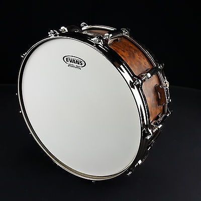 "Pearl MCXMB1455S/N 14"" x 5.5"" Limited Edition Snare Drum Mappa Burl Shell"